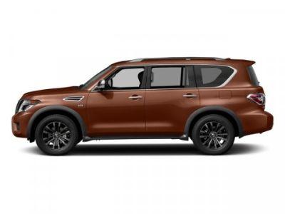 2017 Nissan Armada Platinum (Forged Copper)