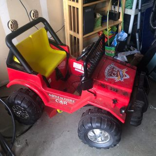 MOTA Power Ride-on - 12V Double Engine Battery Operated