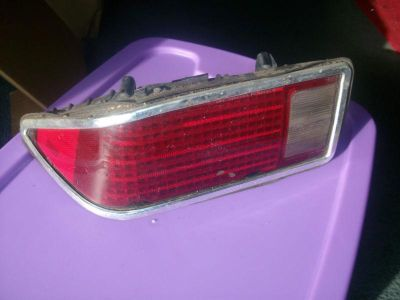 Purchase chevrolet camaro tail light lense 1970-1988 not sure what year motorcycle in Northwood, Ohio, US, for US $30.00