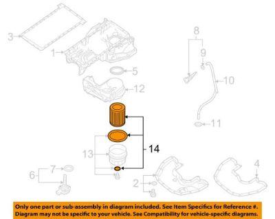 Buy BMW OEM 06-08 750i Engine-Oil Filter 11427542021 motorcycle in Shrewsbury, Massachusetts, United States, for US $19.41