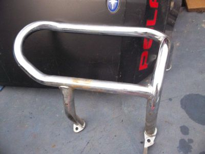 Purchase 1988 HONDA GL 1500 ENGINE GUARD RIGHT GL1500 RIGHT ENGINE GUARD GOLDWING HIGHWAY motorcycle in Broomfield, Colorado, US, for US $59.99