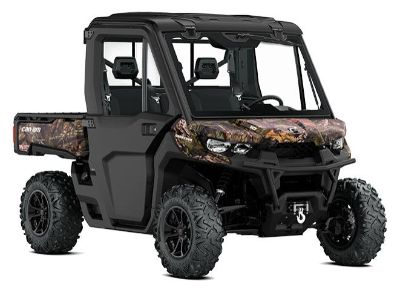 2018 Can-Am Defender XT CAB HD10 Side x Side Utility Vehicles Hays, KS