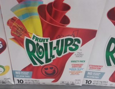 Fruit Roll Ups Variety Pack