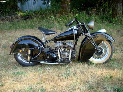 1941 Indian Sport Scout