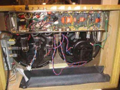 Expert tube amp repair for guitar and hi-fi [phone removed] (near lee circle)