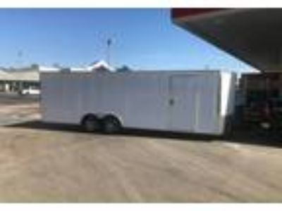 2017 Quality 85x24-Enclosed-Cargo-Trailer Trailer in Dallas, TX