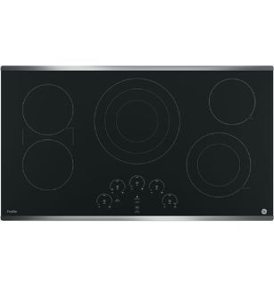 "GE 36"" Profile Cooktop"