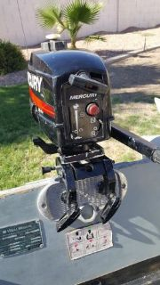 Find MERCURY 3.3 OUTBOARD MOTOR 2 Cycle 3.4hp motorcycle in Casa Grande, Arizona, United States, for US $499.00