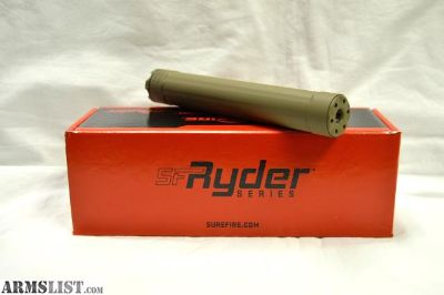 For Sale: NEW Surefire SF RYDER 9ti in FDE