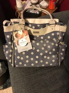 Carter s Diaper Bag