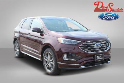 2019 Ford Edge (Burgundy Velvet Metallic Tinted Clearcoa)