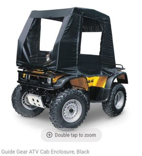 Guide Gear ATV Cab Enclosure