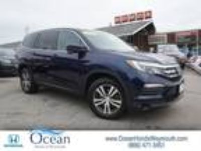 Used 2016 Honda Pilot EX-L in Weymouth, MA