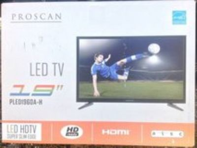 "19"" Super Slim Proscan LED HDTV"