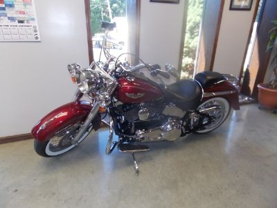 2005 Harley Davidson Deluxe ~ Smooth Street Bike Loaded ~