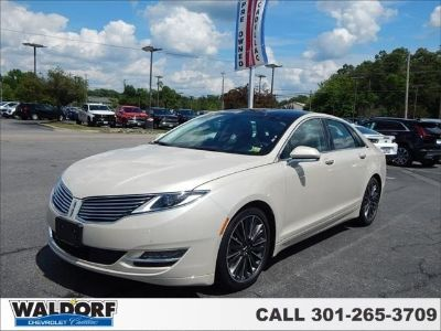 2016 Lincoln MKZ Base (Tan)