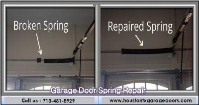 24/7 Garage Door Spring repair 77008 - Houston TX