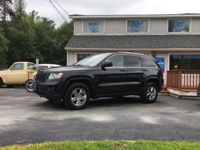 2012 Jeep Grand Cherokee Laredo (Black)