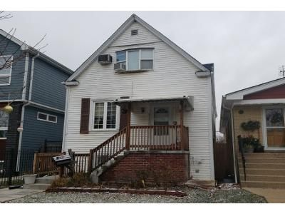 2 Bed 1 Bath Preforeclosure Property in Chicago, IL 60630 - N Kewanee Ave