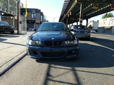 2006 BMW M3 Base (Mystic Blue Metallic)