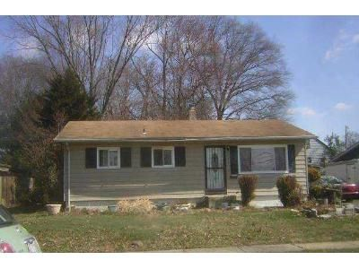 3 Bed 1 Bath Foreclosure Property in Aberdeen, MD 21001 - South Dr