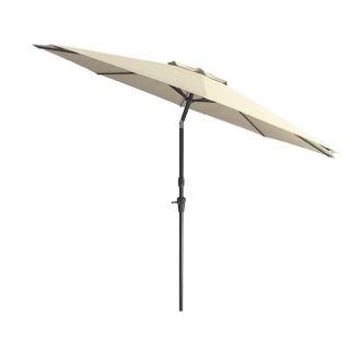 Tilting Patio Umbrella- White