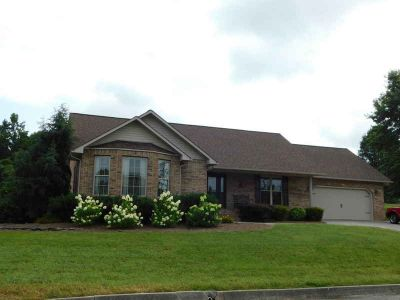 3445 Tres Bien Lane Knoxville, Beautiful brick rancher on
