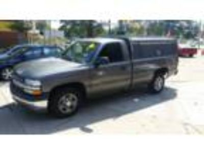 2002 Chevrolet Silverado 1500 for Sale