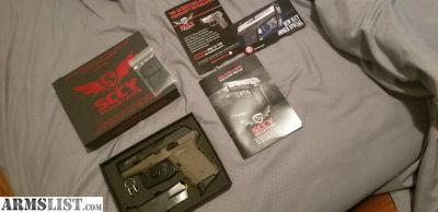 For Sale: SCCY CPX-2 like new in box