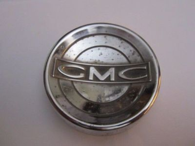 Purchase 60 61 62 63 64 65 66 ORIGINAL GMC TRUCK STEERING WHEEL CENTER HORN CAP motorcycle in Idaho Falls, Idaho, United States, for US $19.00