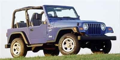 2000 Jeep Wrangler SE (Not Given)