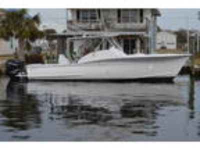 2007 Jarrett Bay 32 Custom Carolina Walkaround