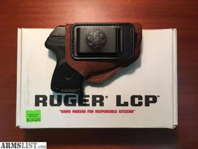 For Sale: Ruger LCP - Ltd ed. factory engraved