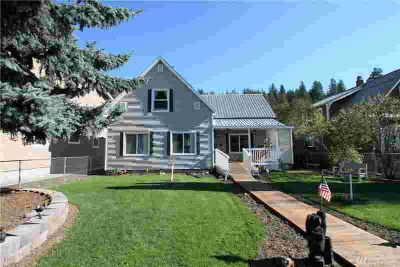 205 E Third St Cle Elum, Well cared for Two BR- 2