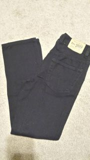 NWT Children's Place Black Skinny Jeans