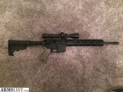 For Sale/Trade: Mid length AR-15