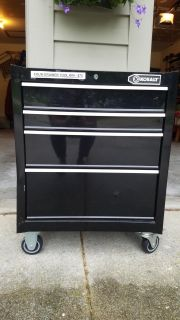 4 drawer tool chest w/ lock