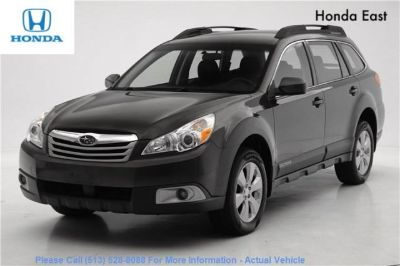 2012 Subaru Outback 2.5i (Graphite Gray Metallic)