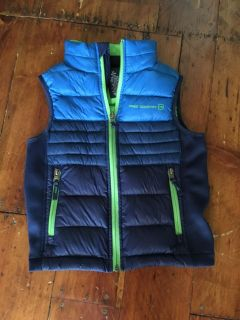 Free Country Down Vest - Size 5/6