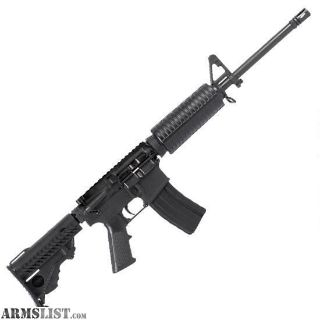 """For Sale: NEW DPMS Panther Carbine 16 AR-15 Semi Auto Rifle .223 Rem/5.56 NATO 16"""" Barrel 30 Rounds Carbine Gas System Fixed A2 Sight Tower RFA3-PCAR-16"""