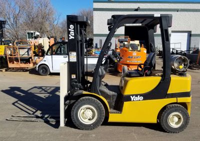 2014 Yale GP050VX (Value Package)
