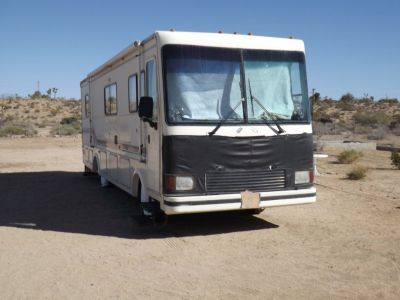 1993 Santna coach diesel pusher motor home