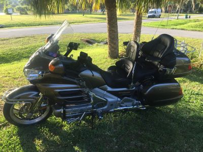 2004 Honda GOLD WING 1800 TOUR