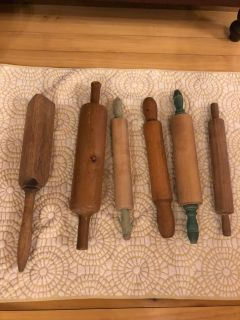 Antique Rolling Pins