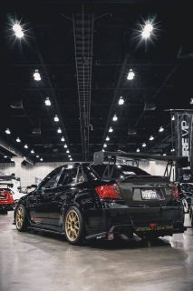 FULLY BUILT 2013 WRX STI LTD AKA ILL STI
