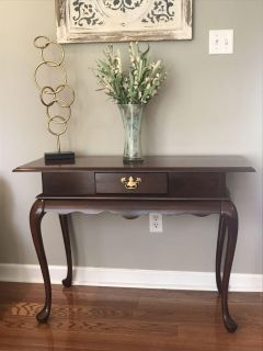 Console Table or Vanity