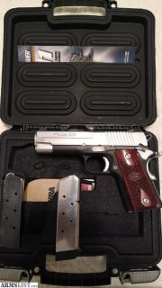 For Sale/Trade: Sig. 1911 C-3 LNIB