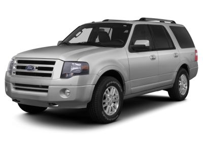 2013 Ford Expedition Limited (White Platinum Metallic Tri-Coat)