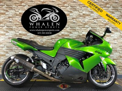 2009 Kawasaki Ninja ZX -14 SuperSport Motorcycles Port Charlotte, FL