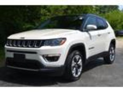 New 2019 Jeep Compass Limited 4WD in Mt. Sterling, OH